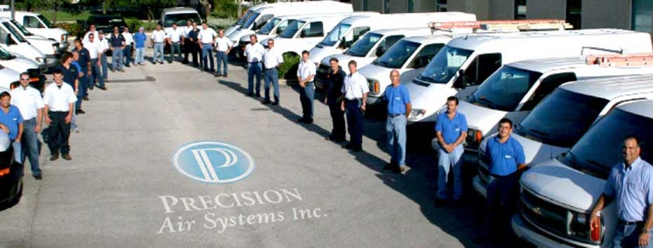 Precision Air Systems, Inc.